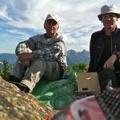 SOTA triple Wildseeloder, Henne, Lärchfilzkogel