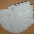 1. QSL Karten versenden